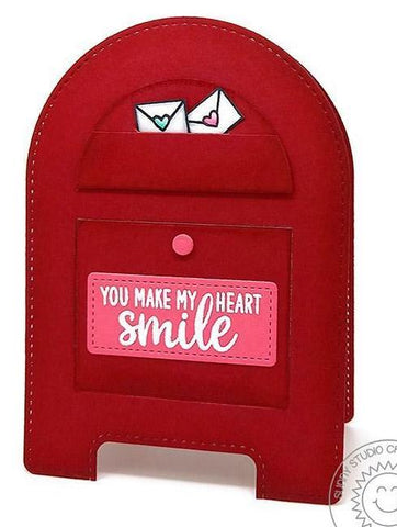 Sunny Studio Stamps - Snail Mail Stamps and Dies