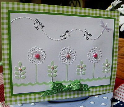 Craft Too - Embossing Folder - Spring Garden