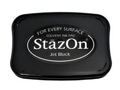StazOn Pads & Re-Inkers