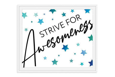 Altenew - Strive for Awesomeness Decal Set - Medium