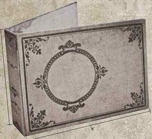 Tim Holtz Idea-ology - Paperie - Worn Cover - Chronicle - Large
