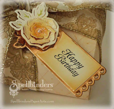 Spellbinders - Premium Craft Foils - 12 Piece Assortment - Precious Metals