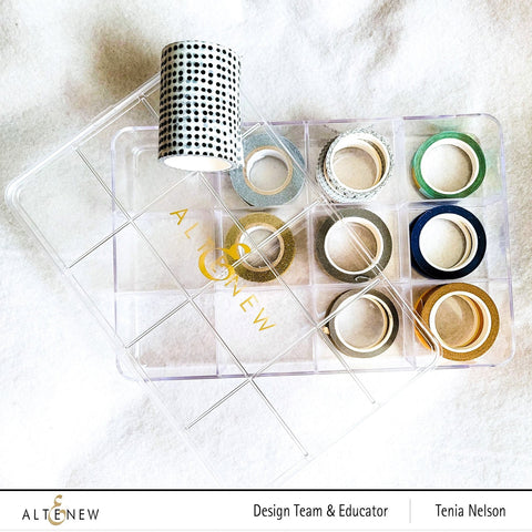 Altenew - Crafters Showcase: Small Ink Blending Tool Stackable Storage