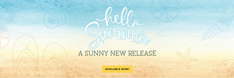 Honey Bee Stamps - Hello Summer Collection