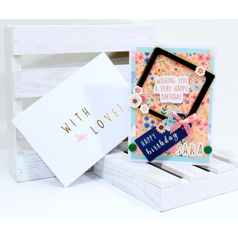 Crafter's Companion - Violet Studio Ultimate Card Kit