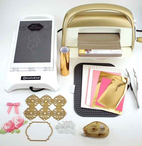 Couture Creations - GoPress & Foil