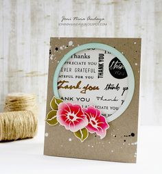 Morning Glory Stamp Set