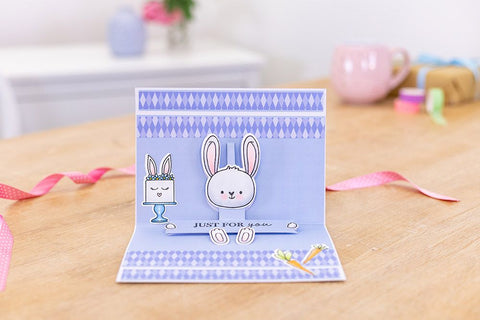 Crafters Companion - Pop-Out Character Craft Kit #37