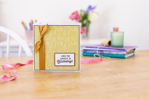 Crafters Companion - Pop-Out Scene Craft Kit #38