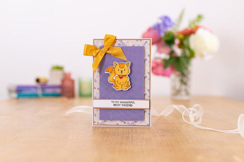 Crafter's Companion - Wobbling Characters Craft Kit #40