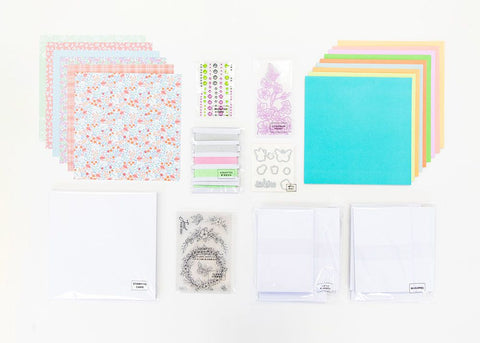 Crafter's Companion - 3D Borders Craft Kit