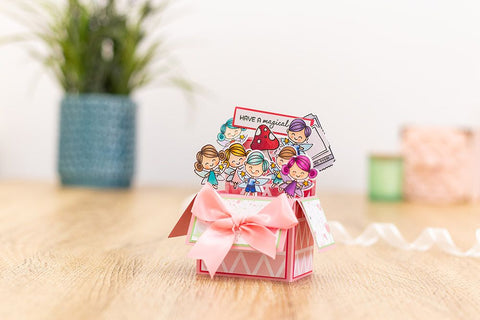 Crafter's Companion - Monthly Craft Kit #24 - Pop Up Box