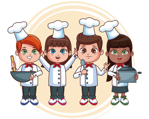 Kids Cooking and Baking