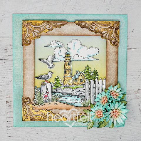 Heartfelt Creations - Sea Breeze Paper Collection