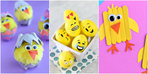 Arts and Crafts Online Supplies Australia - Easter Collection