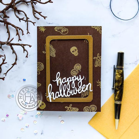 Hero Arts - My Monthly Hero September 2019 Kit