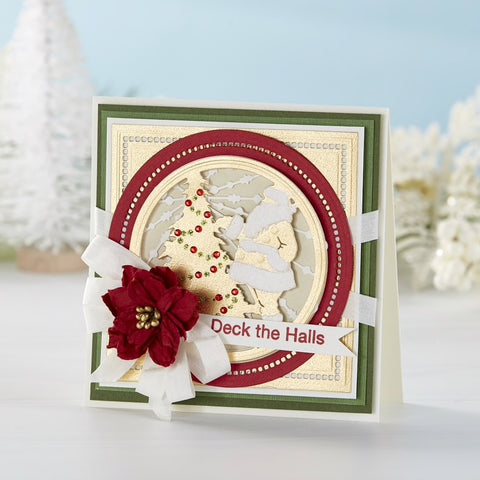 Spellbinders Holiday Dome Inserts에 대한 이미지 검색결과