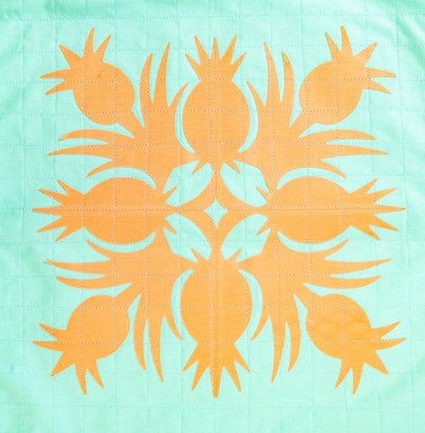 Gemini - Hawaiian Applique Die - Pineapple