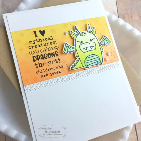 Taylored Expressions - Mythical Grumplings