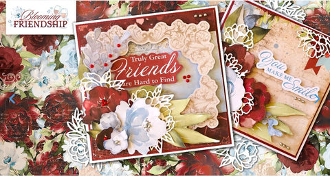 Couture Creations - Blooming Friendship Collection