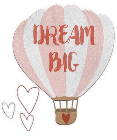 Crafters Companion - Threaders - Embroidery Kit - Dream Big