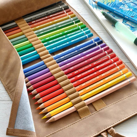 Faber-Castell - Pencil roll Art & Graphic (accessory only)