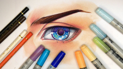 Copic Markers Arts And Crafts Supplies Online Store