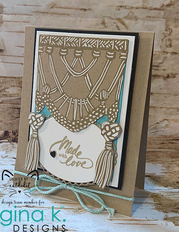 Gina K Design - Melanie Muenchinger- Macramade with Love