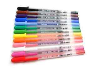 Gelly Roll Markers