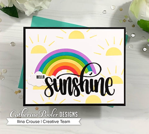 Catherine Pooler - Scatter Sunshine Stamp Set