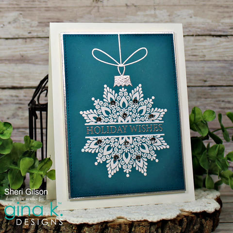 Gina K Designs Sparkle and Shine Clear Stamp