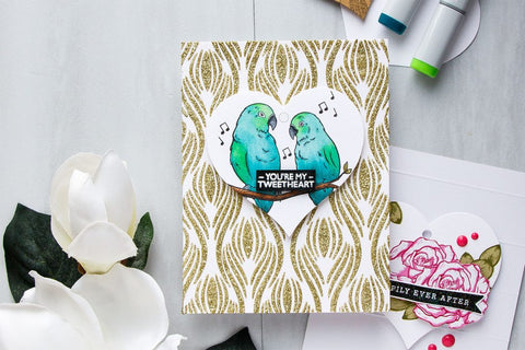 Hero Arts - Heart Tags (pack of 20)