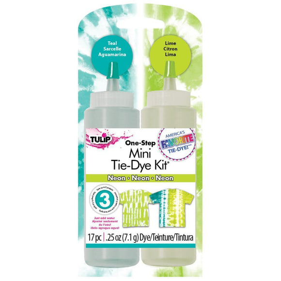 Tulip One-Step Mini Tie-Dye Kit - Neon