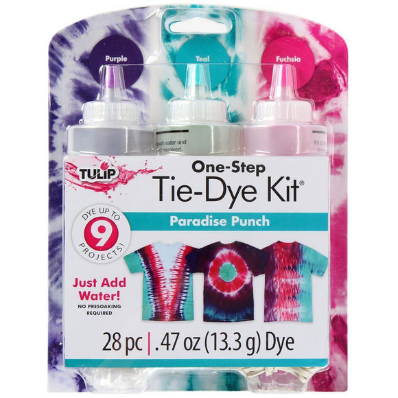 Tulip One-Step Tie-Dye Kit - Paradise Punch
