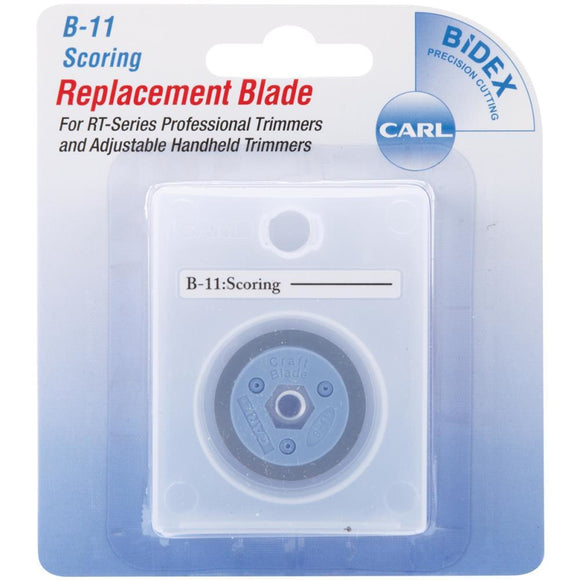 Carl Professional Rotary Trimmer Replacement Blade - Scoring; For RT-200