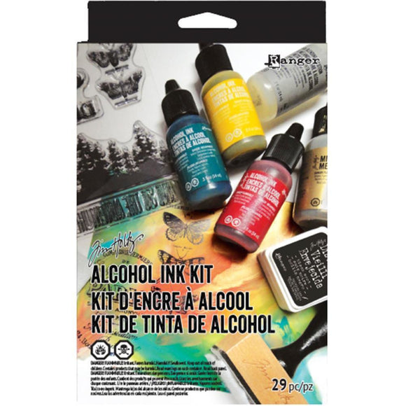 Tim Holtz - Alcohol Ink Kit 29 pc