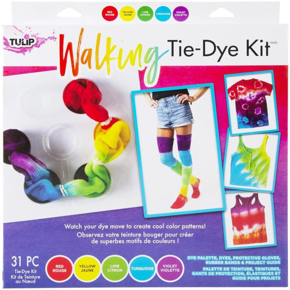 Tulip - Walking Dye Kit