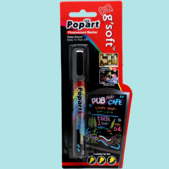 Popart Markers Florescent 4.5mm