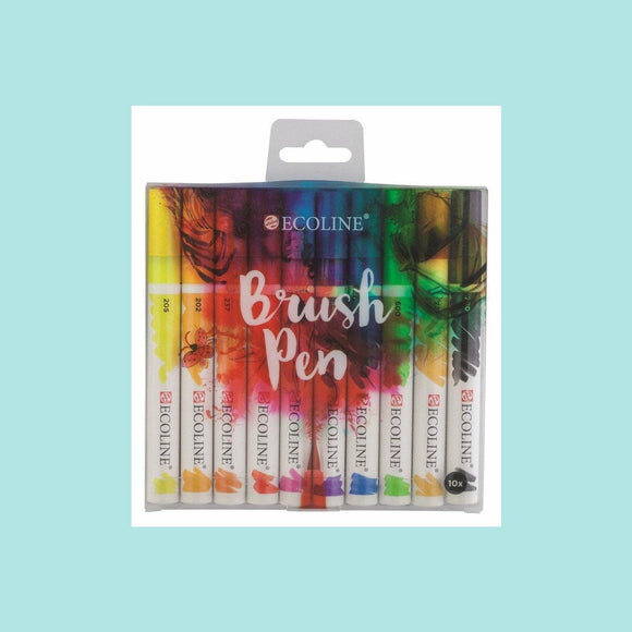 Royal Talens Ecoline BrushPen Sets