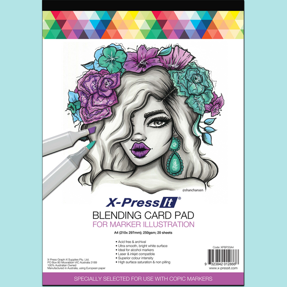 X-Press It Blending Card