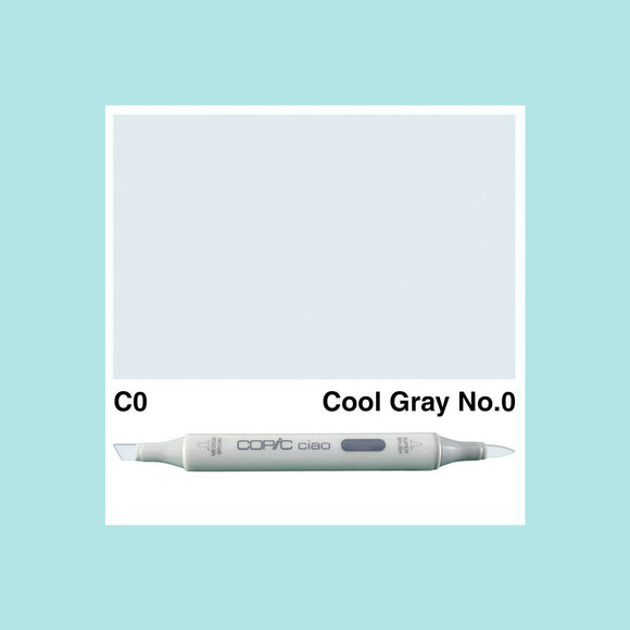 Copic Markers CIAO  - Cool Grey [G]