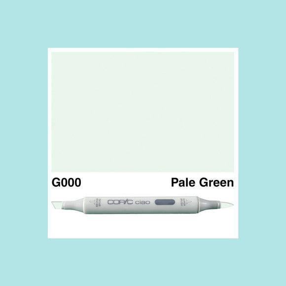 Copic Markers CIAO  - Green [G]