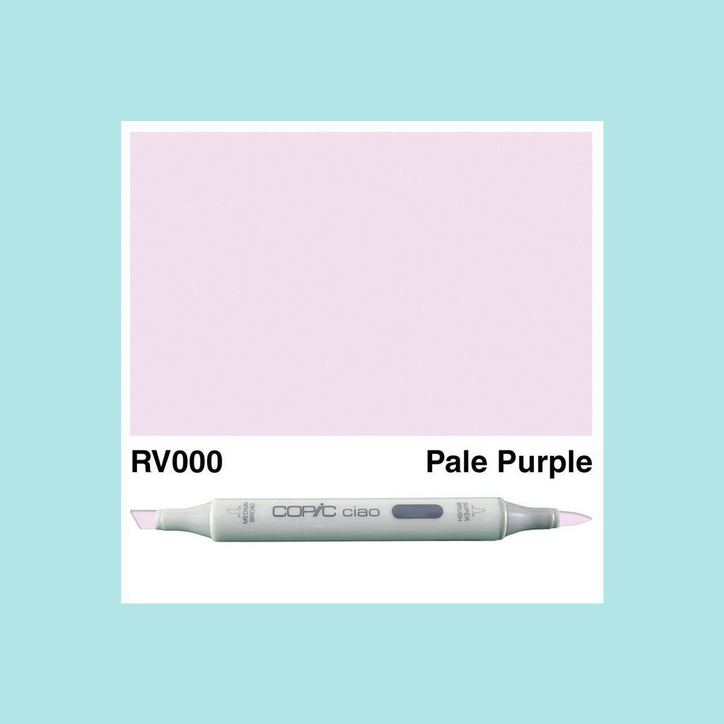 Lavender Copic Markers CIAO - Red-Violet [RV] Collection