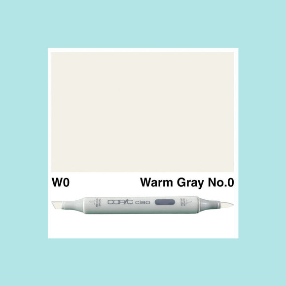 Copic Markers CIAO  - Warm Gray [W]