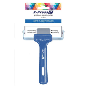 "X-Press It Premium Brayer - 4""/100mm"
