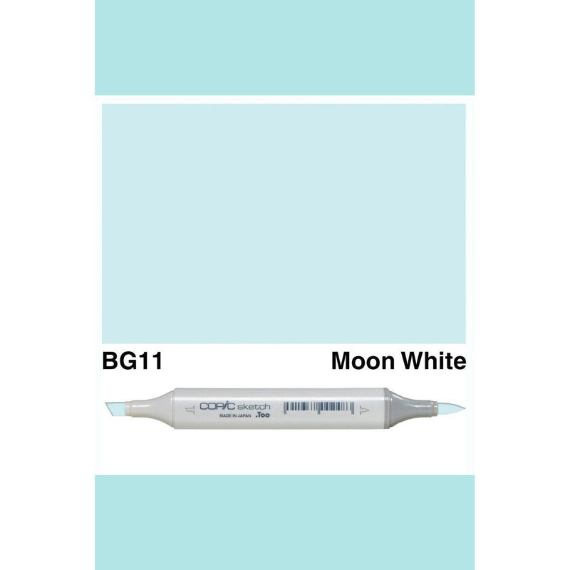 Copic Markers SKETCH  - Moon White BG11