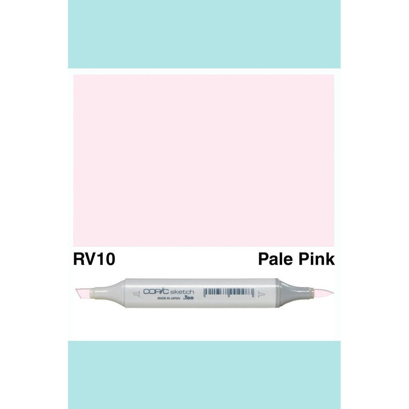 Copic Markers SKETCH  - Pale Pink RV10