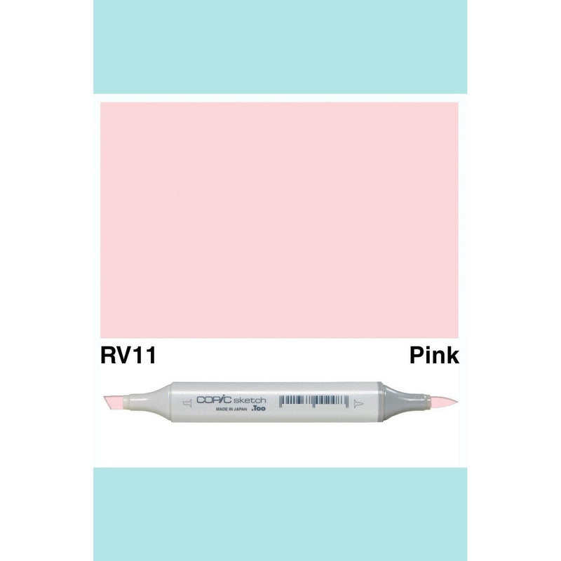 Copic Markers SKETCH  - Pink RV11