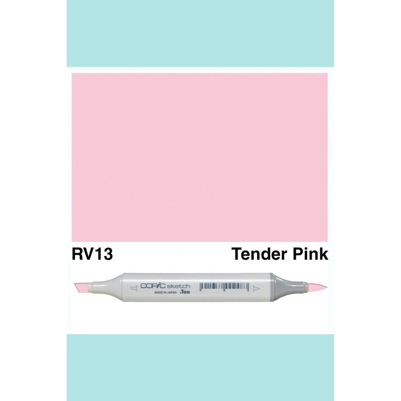 Copic Markers SKETCH  - Tender Pink RV13