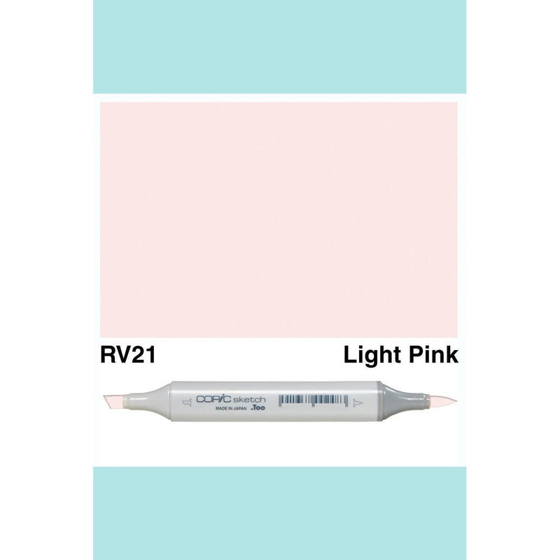 Copic Markers SKETCH  - Light Pink RV21